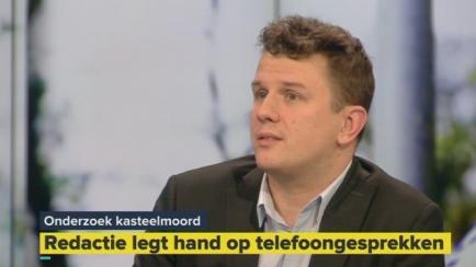Bart Aerts, journalist bij VRT